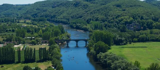 La Dordogne comme vous ne l'avez jamais vu  !