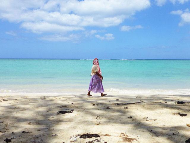Sable fin et eaux turquoise, l'Ile Maurice est une destination paradisiaque.