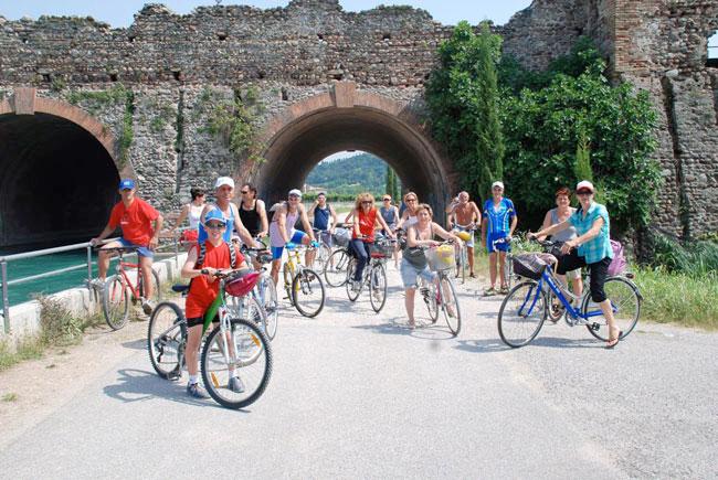 Idée voyage écologique : le cyclotourisme en Italie