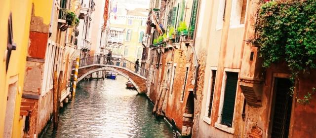 Voyage romantique à Venise le temps d'un weekend