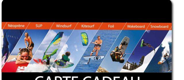 Cadeau pour surfeur : Carte cadeau sport, combi, leash… Mon top 5 !